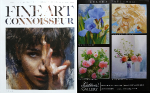 2018 June - Publication in  Fine Art Connoisseur Magazine ,USA